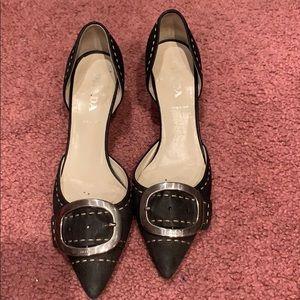 Auntentic Prada heels